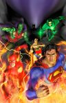 JLA:Classified 15, cover by strib