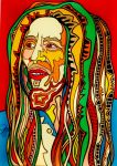 BOB Marley by Evilpainter