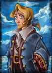 Guybrush Threepwood by nuriaabajo