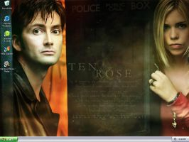 DW: Ten and Rose by Before-I-Sleep