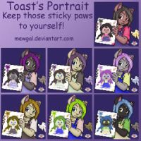 Toast's Port - 4 by mewgal