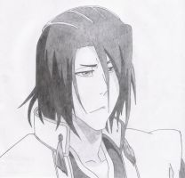 Kuchiki Byakuya by DreamerGirlD