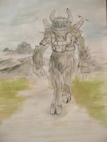 Shadow of the Colossus by TheCongressman1