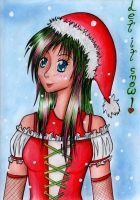 :CHRISTMAS GIFT: Ruby - Let it snow! by Elythe