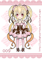 Adoptable Angel - Auction CLOSED by YuikoHeartless