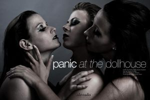 panic at the dollhouse by lexaliviado