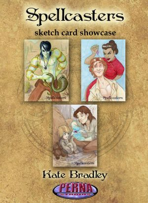 Kate Bradley Showcase - Spellcasters