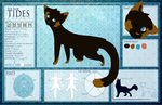 Earthfang Thunderclan The-Blue-Tides by SophSouffle