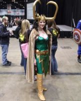 Loki @ C2E2 2012 by MonkeySquadOne