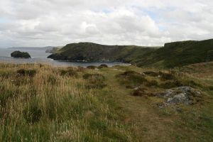 Tintagel Cliff 06 by neverFading-stock
