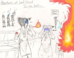 Adventures at Leaf Mart--2 by Heartless-iPod-Ninja