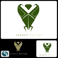 insect design Logo by ShiLo33