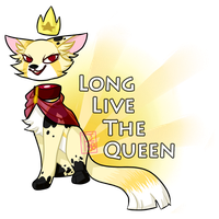 Long Live The Queen! by CactusClovers