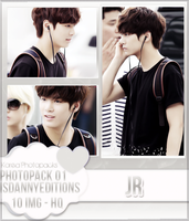 JR (NU'EST) - PHOTOPACK#01 by JeffvinyTwilight