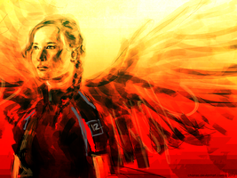 The Mockingjay by chanso