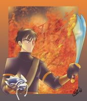 AVATAR: The spirit of fire by Taisa732