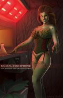 Poison Ivy by Rachel-Perciphone