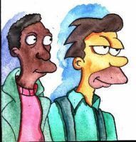 Lenny and Carl by Eddie-Lou-Fan