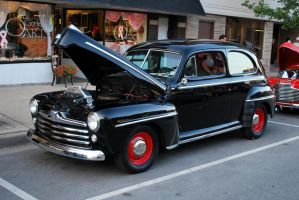 1947 ford by JDAWG9806