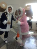 Fanime 2010-12 Ice Climbers by Speedway66