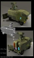 Prop-Vehicle: Radar Trailer by cantala