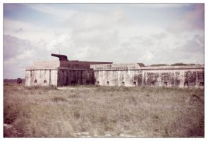 Fort Pickens by BLPhotography