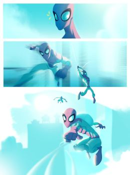 Spidey by Javas