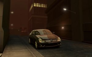 CL500 At Rest - GTA IV by AbaddonVolac
