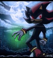 .::Shadow the Hedgehog::. by Magic-Ray