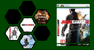Just Cause 2 by WE4PONX