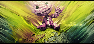 Little Big Planet Smudge by Enabels