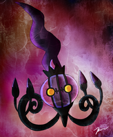 Le Chandelure by SparklingAmphy