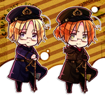 Alternate Colour Hetalia: Canada by ROSEL-D
