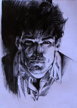Dylan Dog by FrannieInUtero