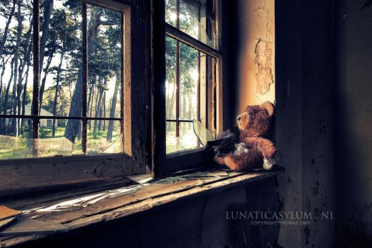 Waiting for better times - DH by ThomasSmit