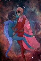 space boyfriends by tangled-beasties
