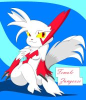 Sexy Zangoose by Bowser2Queen
