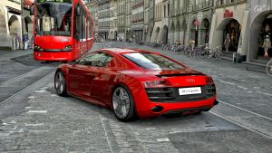 Audi R8 by whendt