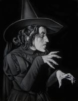 The Witch by BruceWhite