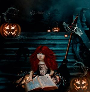 Happy Halloween by Nataly1st