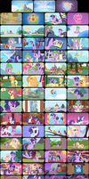 My Little Pony Episode 1 Tele-Snaps by VGRetro