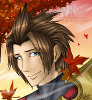 drifting leaves: terra by May-Romance