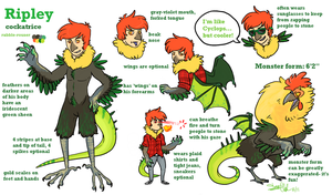 Ripley refsheet by Thechemist57