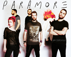 Paramore by Somedaysmile