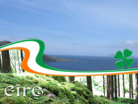 Eire by rozengain