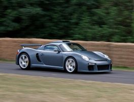 RUF CTR3 2 by smevcars