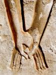 Ancient hands by FalseMaria