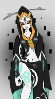 Midna 'True form' by xxxwingxxx