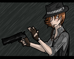 -A Rainy Day For Murder- by Lativer