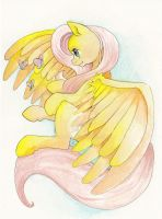 Fluttershy by quila111